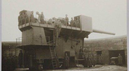 1920 के परीक्षणों के संदर्भ में रूसी नौसैनिक कवच के स्थायित्व के बारे में