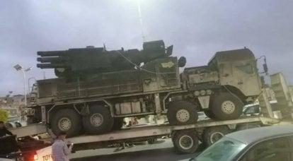 İngiliz basını: ABD, Libya'daki Pantsir-C1 uçaksavar sistemine el koydu