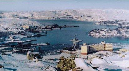 北部艦隊はソビエト海軍の航海体制を回復する
