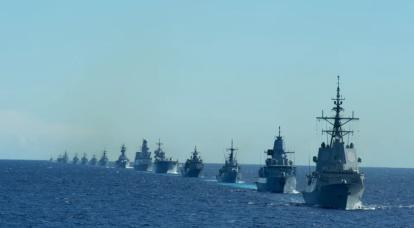 Russlands Pufferzone der Eindämmung: Die NATO wird im Schwarzen Meer aktiviert
