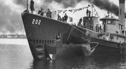 """Classe de sous-marins américains """"Tambor"""""""