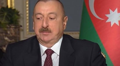 Aliyev called Turkey a brotherly country for Azerbaijan, and the Armenian Prime Minister - a protege of Soros
