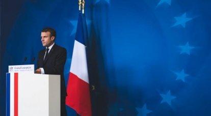 लातविया के मैक्रॉन: फ्रांस नागोर्नो-करबाख पर तुर्की के जुझारू संदेशों के बारे में चिंतित है