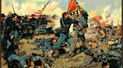 奴隷制をめぐる戦争のアメリカの神話