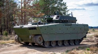 "Armored ""Badger"". A new BMP is being created in Poland"