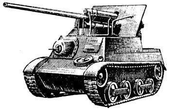 स्व-चालित स्थापना ZIS-30