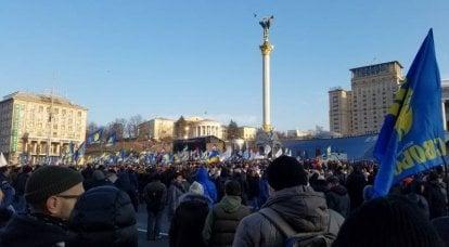 报告科罗拉多蟑螂。 Maidan上的一切! 全部来自Maidan!