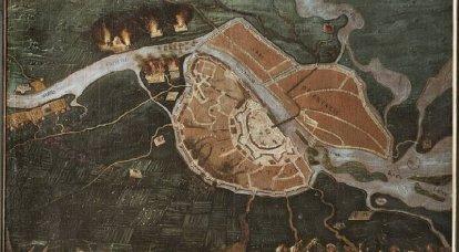 L'eroica difesa di Korela e la caduta di Novgorod