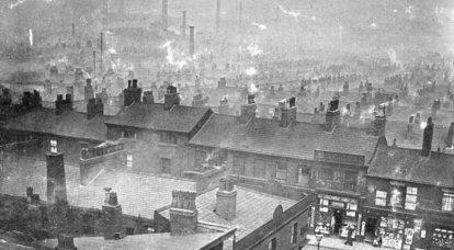 산업혁명이 도시 디자인에 미친 영향