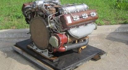 Diesel assorti : comment l'armée soviétique a choisi un moteur de char