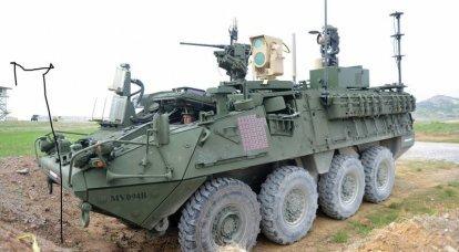 米軍防空用の戦闘レーザー