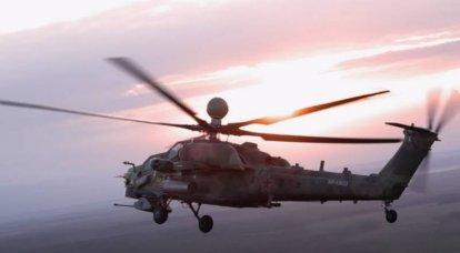 """Mi-28NM """"Gece Avcısı"""" yeni füze silahları aldı"""