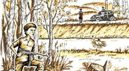 एलेस्का गोलोजविच का व्यक्तिगत युद्ध