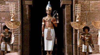 Como eles aprenderam sobre o Egito na Rússia?