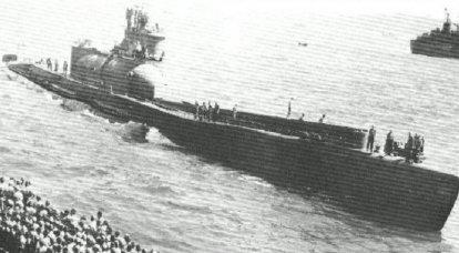 """Uçak gemisi denizaltıları """"Sentoku"""". Başarısızlık nedenleri"""