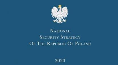 Ana tehdit. Polonya'nın yeni Ulusal Güvenlik Stratejisinde Rusya