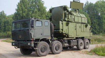 JSC关注PVO Almaz-Antey和JSC IEMZ Kupol在防空系统中的最新发展