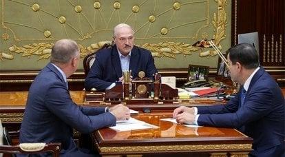 Por que Alexander Lukashenko quer derrubar o Presidente da Bielorrússia?
