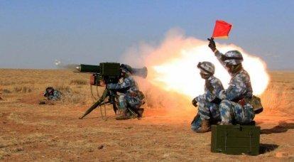 中国のポータブルATGMは現代の戦車に対応しますか?