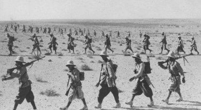 Italian invasion of Somalia and Egypt
