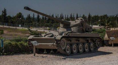 Através de dificuldades para o reconhecimento mundial: a história da construção de tanques na França