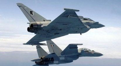 """Come è stato creato """"Eurofighter"""""""