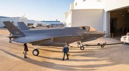 """""""Russos usam estrelas vermelhas em aviões"""": a Força Aérea Dinamarquesa respondeu a alegações sobre """"desmascaramento"""" de símbolos no F-35"""