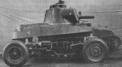 La breve storia dei carri armati cingolati svedesi