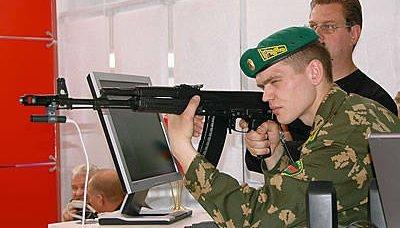 ルカシェンコ司令官とその軍