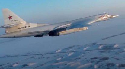 ABD basını, Sovyet Tu-160 bombardıman uçağının Amerikan B-1'in bir kopyası olup olmadığını araştırıyor