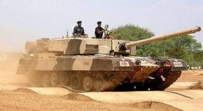L'Inde envisage d'achever le développement d'un char prometteur pour les années 5-7