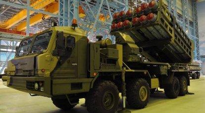 """एक महान भविष्य की दहलीज पर। 2019 वर्ष में """"Vityaz"""" वायु रक्षा प्रणाली"""