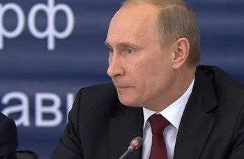 Vladimir Putin: DTÖ'nün tam üyesi oluncaya kadar hiçbir şey yapmayacağız.