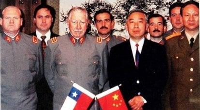"""皮诺切特和地球上所有的""""有原则的共产主义者"""""""