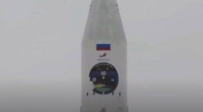 """I had to worry"": Rogozin spoke about the successful launch of the carrier rocket with the ""Arktika-M"" spacecraft"