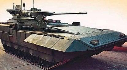 Küpleri gelen tanklar
