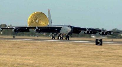 アメリカが戦略爆撃機B-52Hをグアムに配備