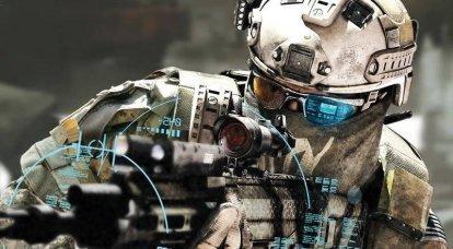 「未来の兵士」:米軍戦闘機のための装備の改良