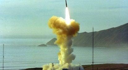 民兵三世-美国核三合会的薄弱环节