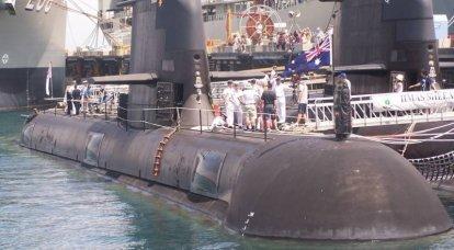 호주가 핵잠수함을 필요로 하는 이유를 설명하기 위한 외교 정책
