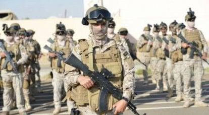 中東の特殊作戦部隊の状況