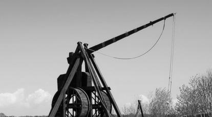 A arma medieval mais massiva