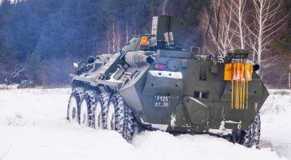 ロシアの放射線、化学的および生物学的防護の軍隊の日