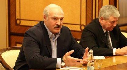 Lukashenko: las autoridades rusas están tratando de anexionarse Bielorrusia