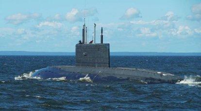 """A terceira série de """"Varsóvia"""" será construída para a frota do Báltico"""