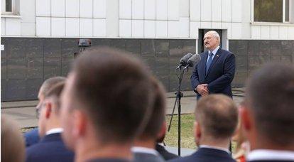 Loukachenka ne «perd» que contre lui-même de 2015
