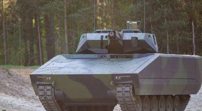 A Alemanha introduziu um carro blindado capaz de substituir Bradley no Exército dos EUA