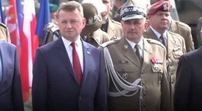 签署了在波兰增派美军的协定