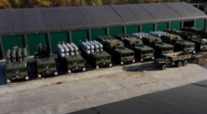 러시아 국경 보호의 육군 구성 요소