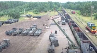 L'armée a posé plus de 50 km du pipeline en Crimée